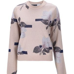 Sportmax code sweater floral size s